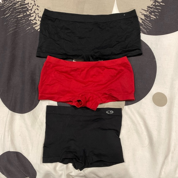 Other - Spandex Shorts Trio